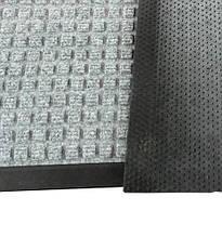 Грязезещитный коврик ватер-холд  60*90 серый