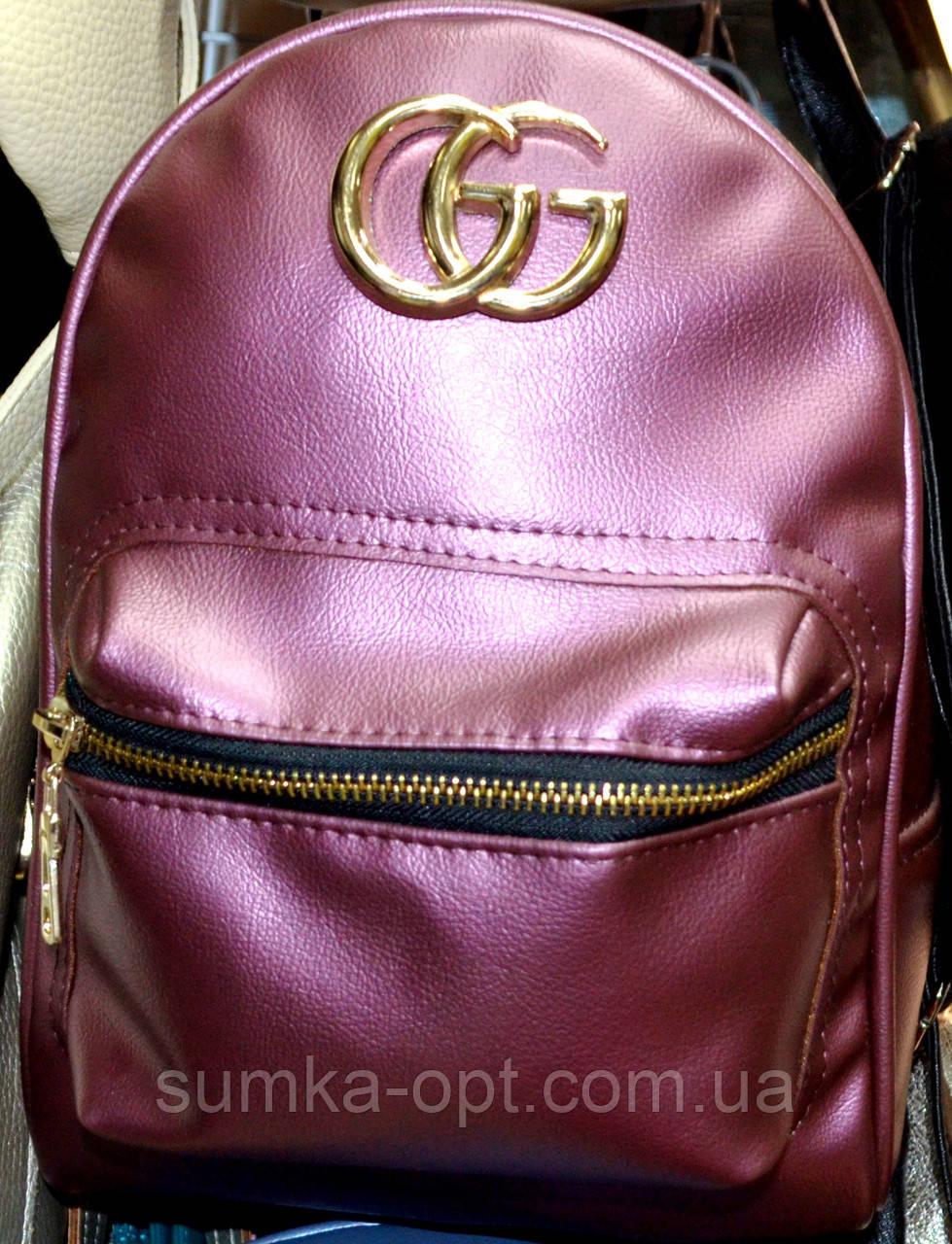 d7de683f0780 Городские рюкзаки Китай опт Gucci (бордо)23*28: продажа, цена в ...