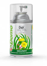 Баллончики очистители воздуха dry aroma natural «эвкалипт»