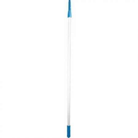 Ручка алюмінієва телескопічна з 3-х частин, tus281