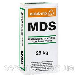 MDS Гидроизоляционный шламовый раствор 25 кг.