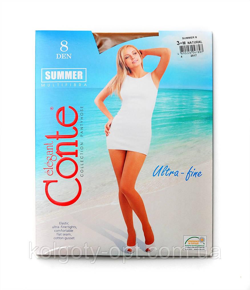 Женские колготки Conte Summer 8 den