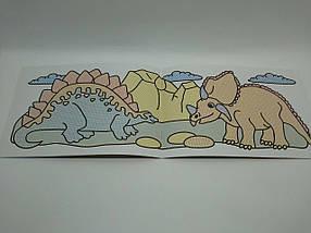 УЛА Водні розмальовки Динозаври, фото 3