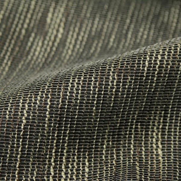 Тюль-сітка з декоративними нитками бежево-коричневий 3676-0206
