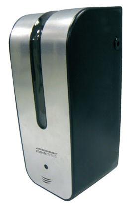 Дозатор жидкого мыла, сенсорный металл сатин 0,8Л dj0160as