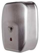 Дозатор жидкого мыла, сенсорный металл сатин 1,2Л dj0070acs