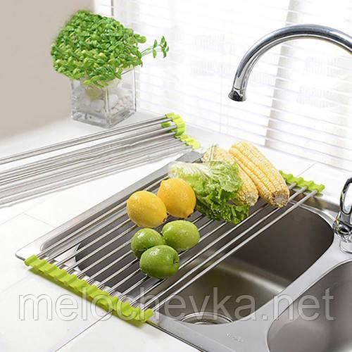 Сушка для посуды и овощей 38см