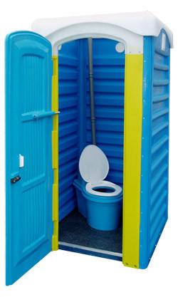 Туалетная кабинка для торфяного биотуалета. (без бака)