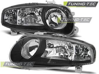 Передние фары тюнинг оптика Alfa Romeo 147