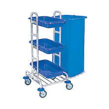 Тележка - этажерка для уборки mini.03.k.120.ch