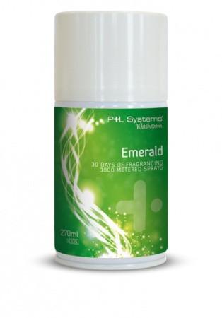 Баллончики ароматизаторы парфюмы. Emerald.