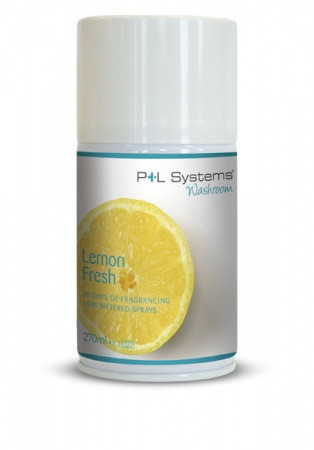 Баллончики нейтрализаторы. Классика. Lemon fresh. Лимонный фреш. W202