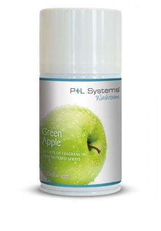 Баллончики нейтрализаторы. Green apple. Зеленое яблоко. W203