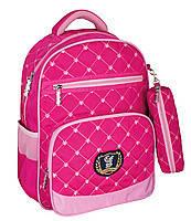 Рюкзак школьный 16 Prestige  Royal Pink CF86132