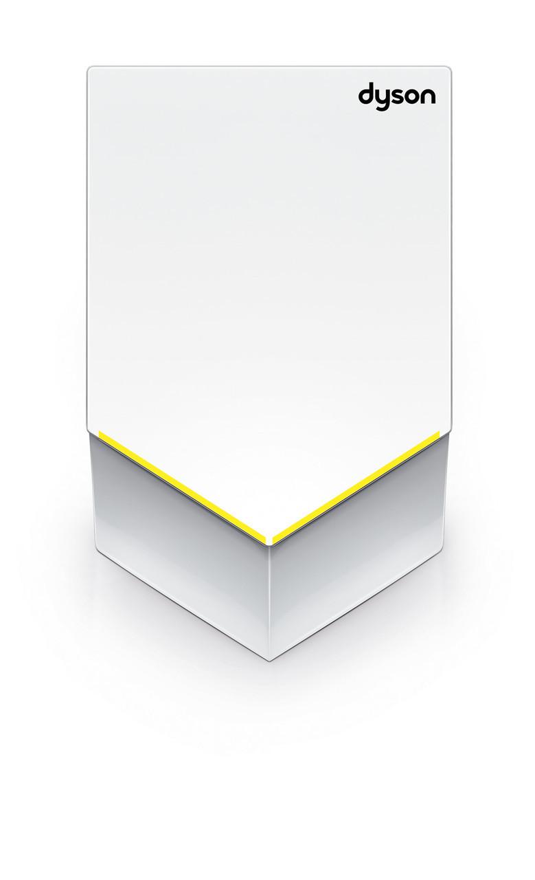 Сушилка для рук dyson airblade v ab12, белая