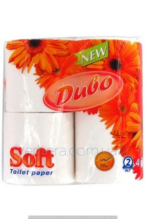 Туалетная бумага целлюлозная «диво new»