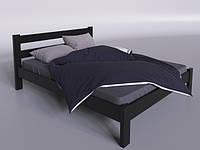 Кровать Дилайт 200*140 деревянная (массив ольхи), фото 1