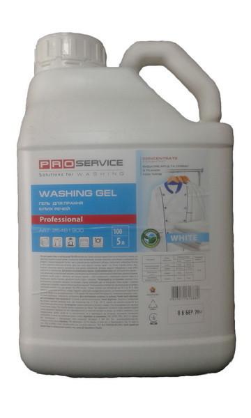 Pro service гель для прання білих та світлих речей, 5 л