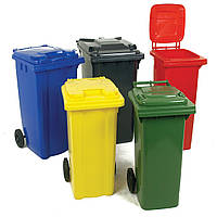 Контейнер  для мусора 70 - 360 литров