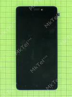 Дисплей Xiaomi Redmi Note 4X с сенсором, панелью Оригинал Черный