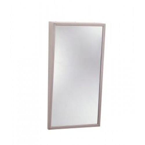 Зеркало с фиксированным положением наклона