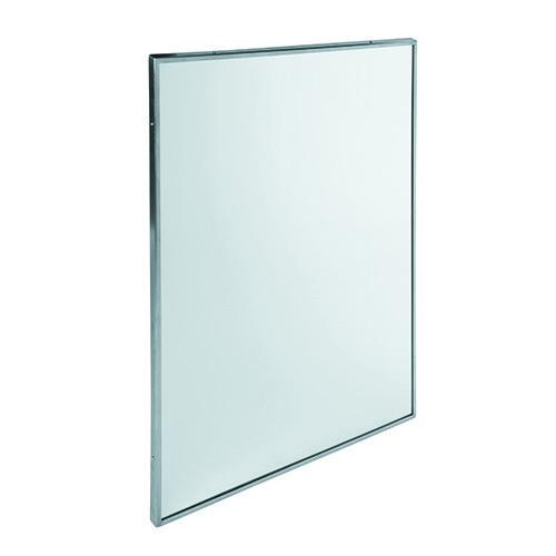 Зеркало с окантовкой из нержавеющей стали, ep0350cs