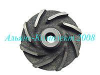 Крыльчатка водяного насоса (236-1307032) ЯМЗ 7511 (чугун) (арт.759)