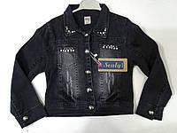 Куртка джинсова для девочек. Размер от 5-8 лет., фото 1