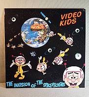 CD диск VideoKids - The Invasion Of The Spacepeckers