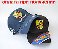 Чоловіча нова стильна модна кепка бейсболка PORSCHE блайзер порш, фото 1