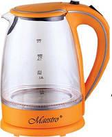 Электрочайник 2000 Вт 1.7 л Maestro MR-064