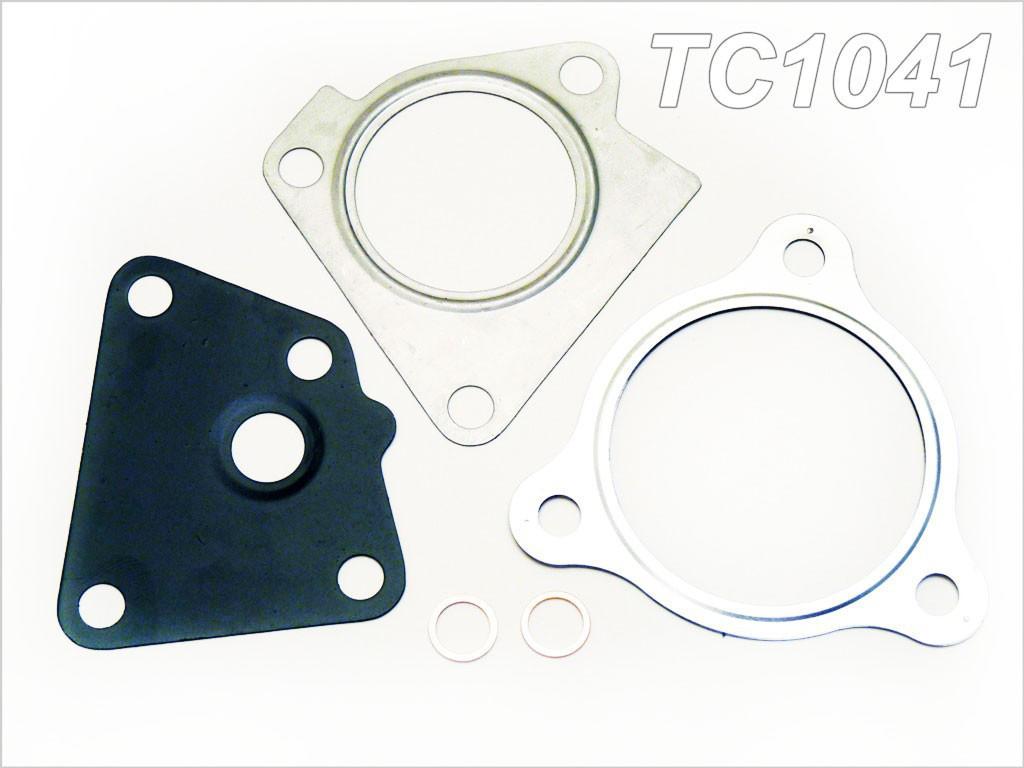 Монтажный комплект для турбины Audi Q7 3.0 TDI от 2006 г.в. - 171 кВт/ 233 л.с.
