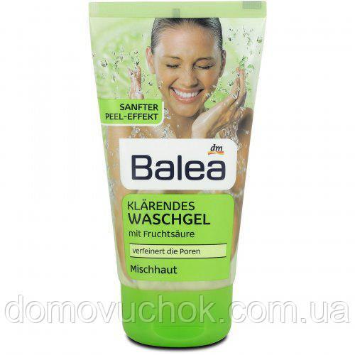 Гель для вмивання BALEA klärendes Waschgel