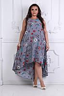 Легкое летнее платье , фото 1