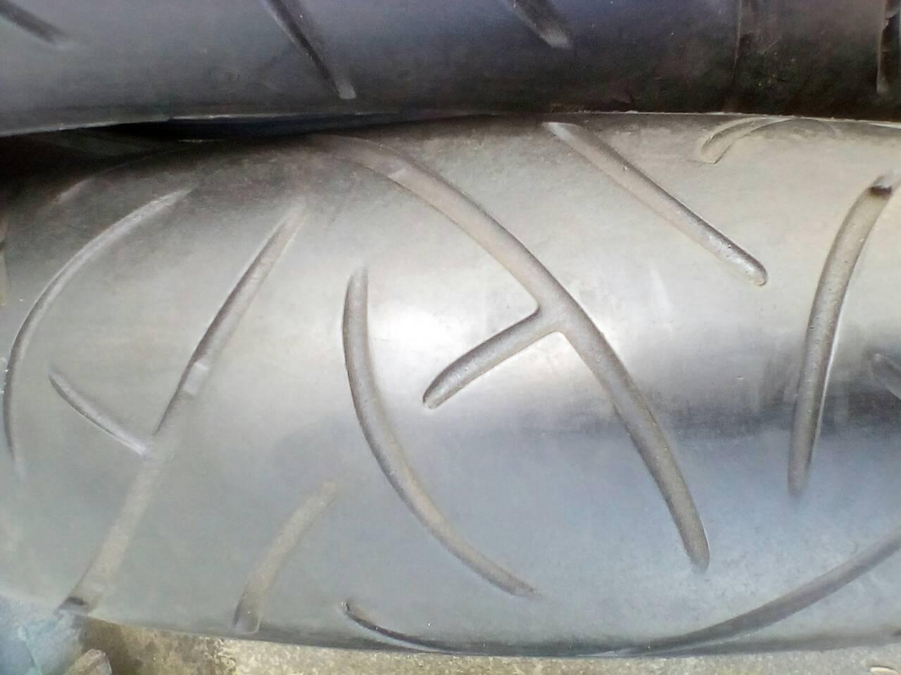Мото-шина б\у: 120/70R17 Bridgestone Batlax BT021F