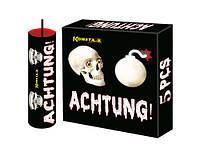 Петарда Achtung 1 выстрел упаковка