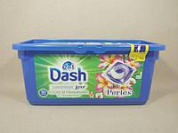 Капсули для прання (Франжипані та мандарин) 2n1 30шт - Dash