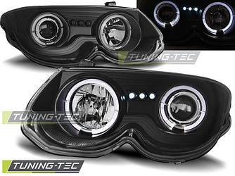 Передние фары тюнинг оптика Chrysler 300M
