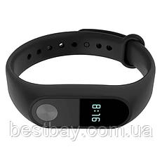 Ремешок для Фитнес-трекера Xiaomi Mi Band 2 Черный