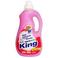 Гель для стирки King Black+Color 1,5 л (8594010053313)