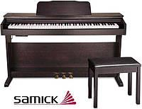 Цифрове піаніно SAMICK DCP-8 + лава - USB - MIDI