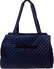 Сумка жіноча стьобана темно-синій Chanel, фото 2