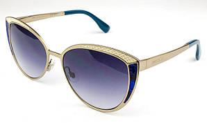 Солнцезащитные очки Jimmy Choo DOMI-S-PTFU3