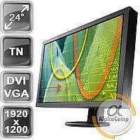 """Монитор 24"""" EIZO S2433W (TN/16:10/VGA/DVI/USB/колонки) class B БУ"""