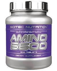 Аминокислоты Scitec Nutrition Amino 5600 500 tabs