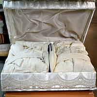 Мужской халат или женский из 100% хлопка – идеальный подарок