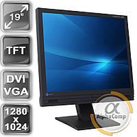 "Монитор 19"" EIZO L767 (DVI-D/Dsub/USB/4:3/колонки) class A БУ"