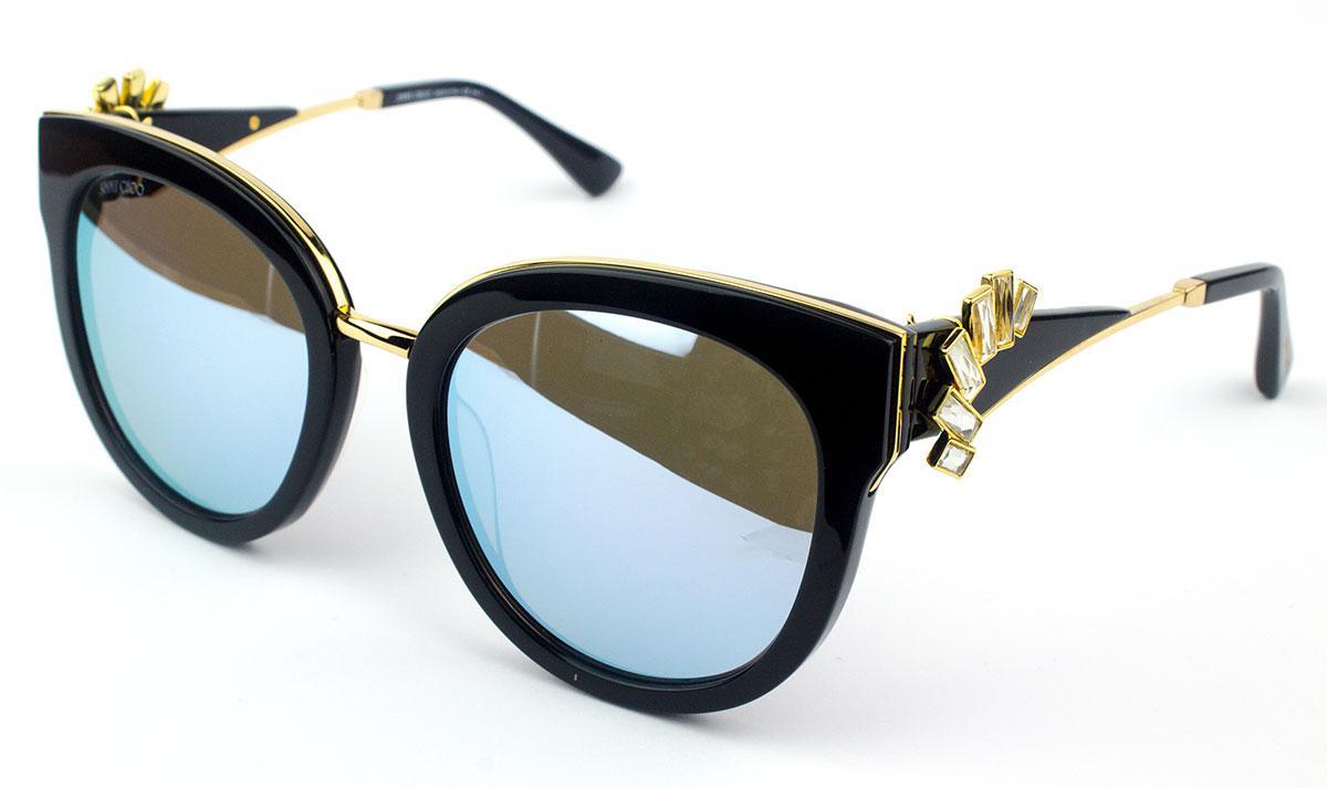 Солнцезащитные очки Jimmy Choo JADE-S-QA8-9C-2