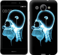 "Чехол на Huawei Y3 2017 Гомер. Томография ""652c-991-11630"""