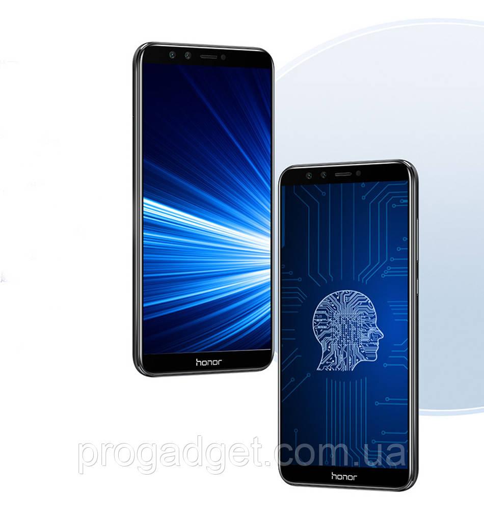 Huawei Honor 9 Lite 3/32 Black 8 ядер камера Sony 12 Мп 3000 mAh отличный смартфон!